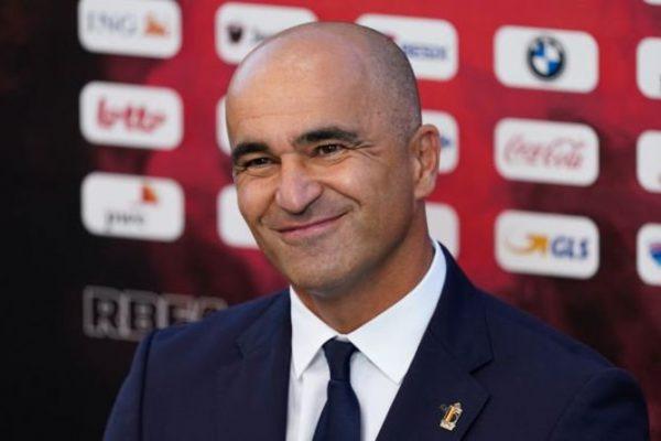 Belgium coach Roberto Martinez will not turn down the chance to manage Barcelona if Ronald Koeman is sacked.