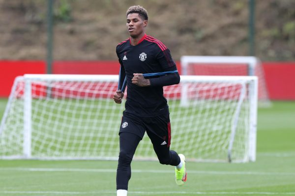 Marcus Rashford will be ready to come back after National team break