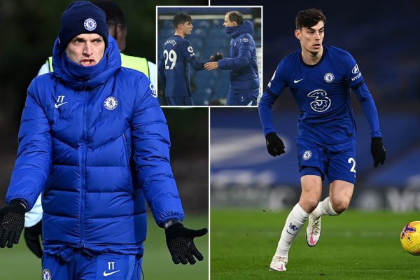 Chelsea manager Thomas Tuchel expects Kai Havertz to show more potential for the team than he does.