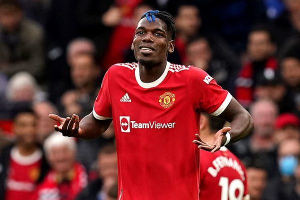 Manchester United want Paul Pogba's contract to be clear during the Christmas season.